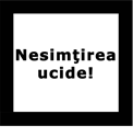 nesimtirea ucide