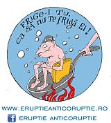 eruptie anticoruptie